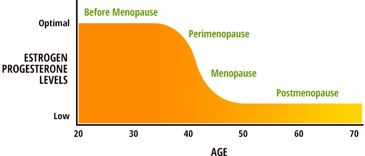 hormones levels graph